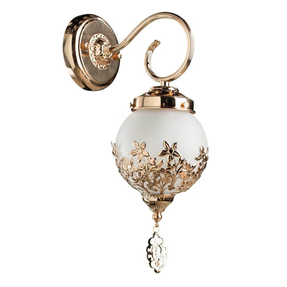 Бра Arte Lamp Moroccana A4552AP-1GO все цены