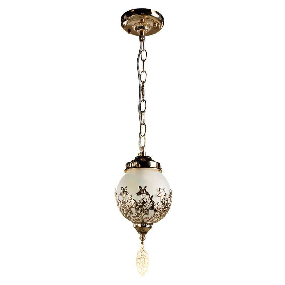 цена на Подвесной светильник Arte Lamp Moroccana A4552SP-1GO