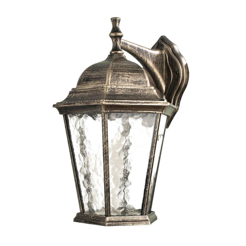 Уличный настенный светильник Arte Lamp Genova A1202AL-1BN цена 2017