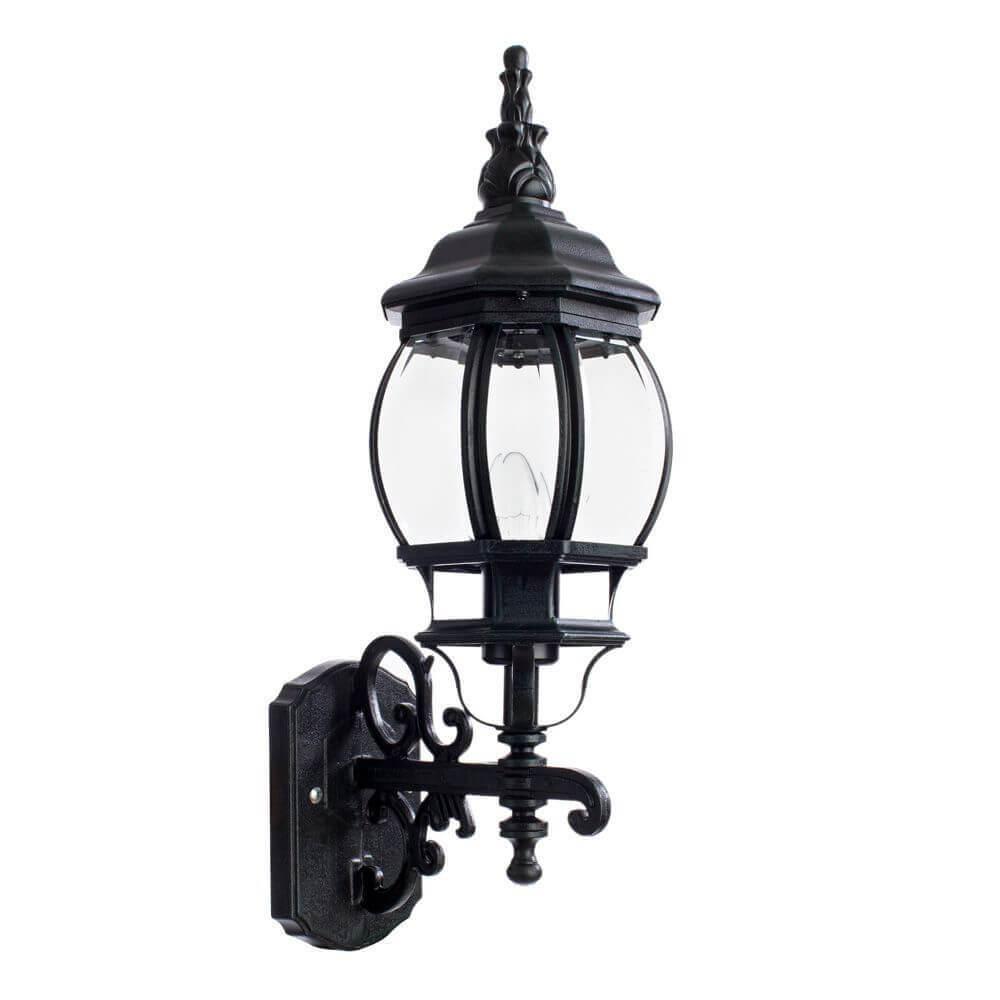 Уличный настенный светильник Arte Lamp Atlanta A1041AL-1BG цена 2017