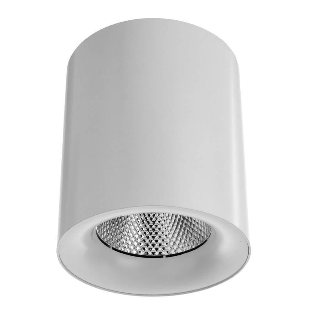 Потолочный светодиодный светильник Arte Lamp Facile A5130PL-1WH цена 2017