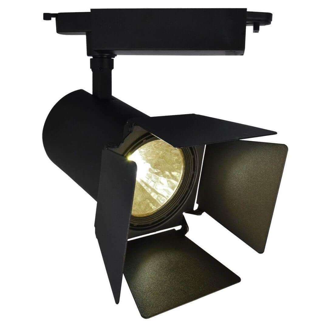 Светильник Arte Lamp A6730PL-1BK Track Lights Black
