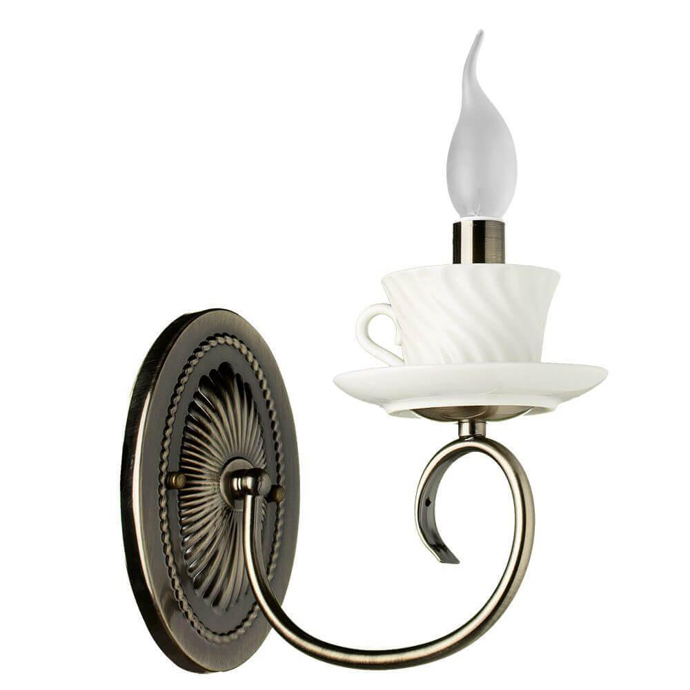 Бра Arte Lamp A6380AP-1AB Teapot