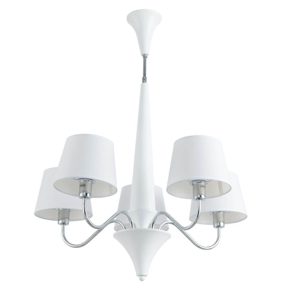 Люстра Arte Lamp A1528LM-5WH 1528
