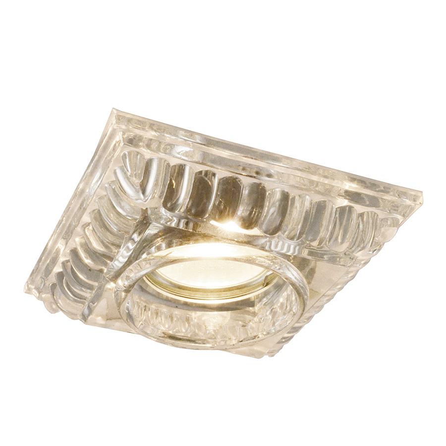 Встраиваемый светильник Arte Lamp Brilliants A8364PL-1CC цена 2017