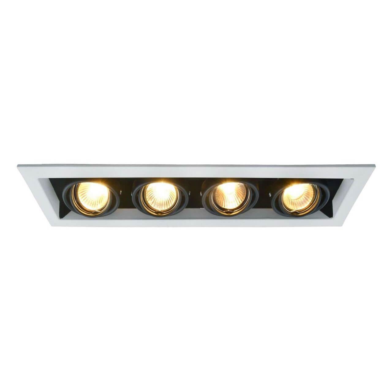 Светильник Arte Lamp A5941PL-4WH Cardani White цена 2017