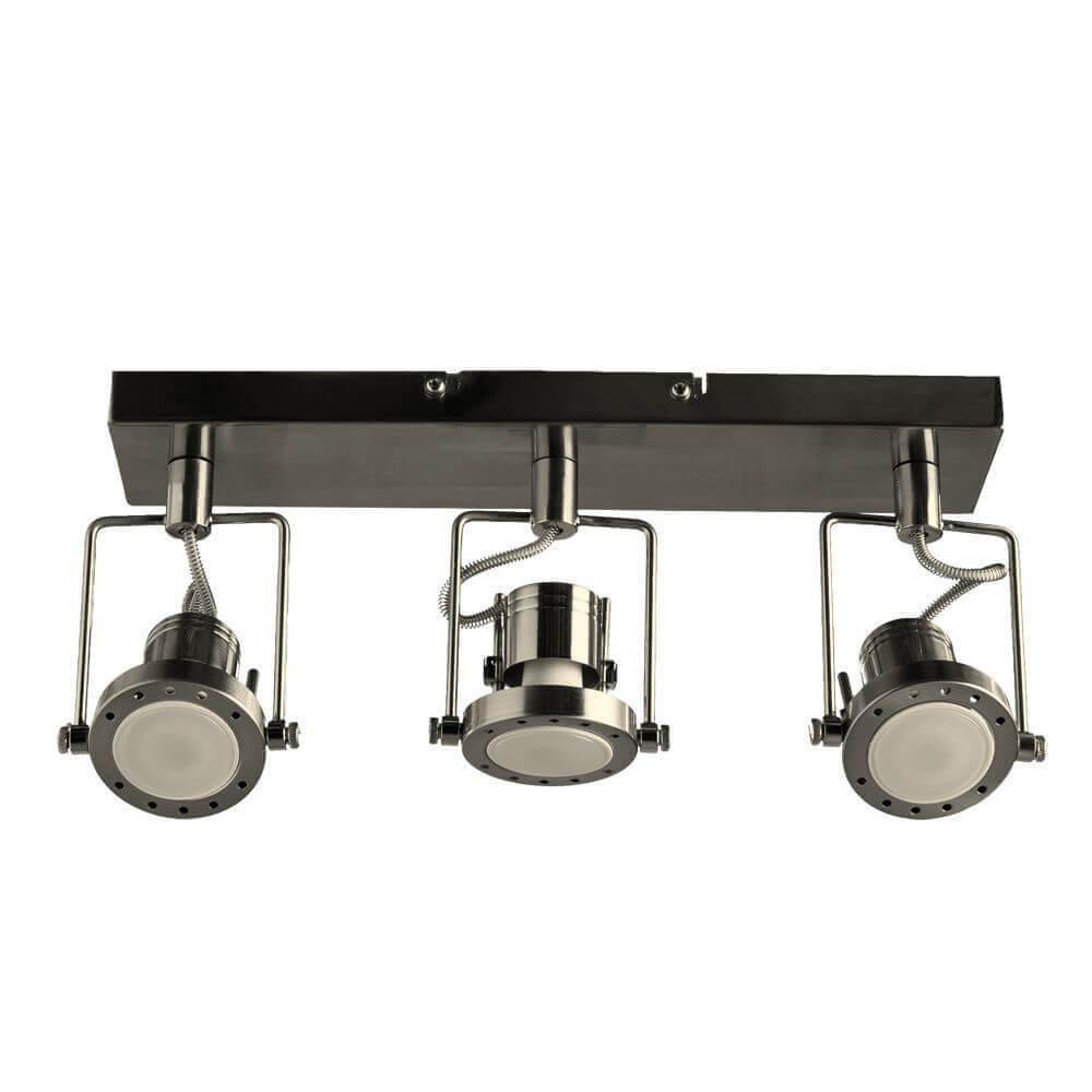цена на Спот Arte Lamp A4300PL-3SS Costruttore Silver