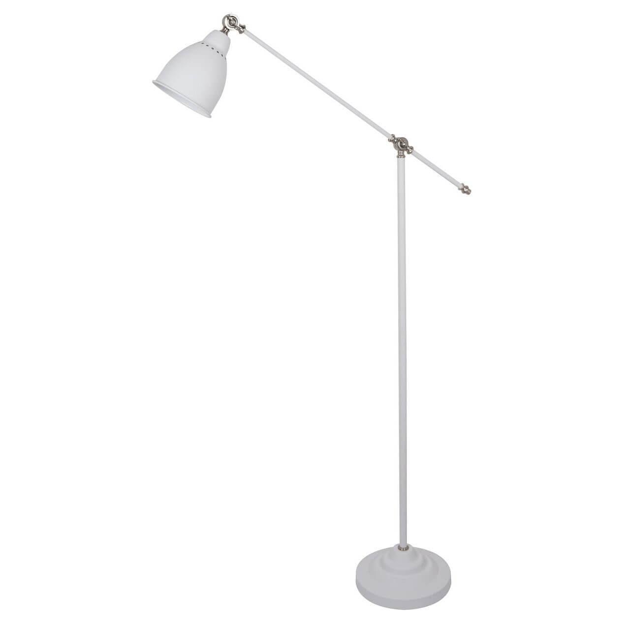 Торшер Arte Lamp A2054PN-1WH Braccio White