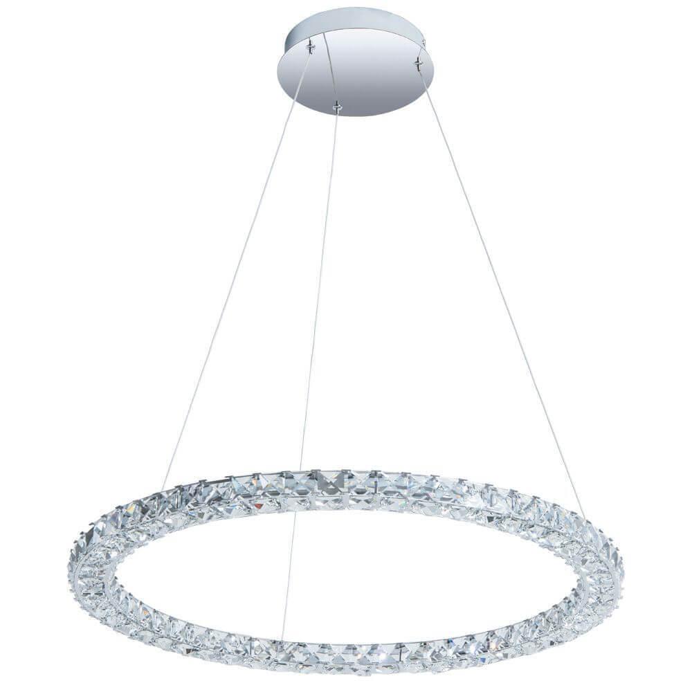 Подвесной светодиодный светильник Arte Lamp A6717SP-1CC подвесной светильник коллекция rimini a1091sp 1cc хром прозрачный arte lamp арте ламп