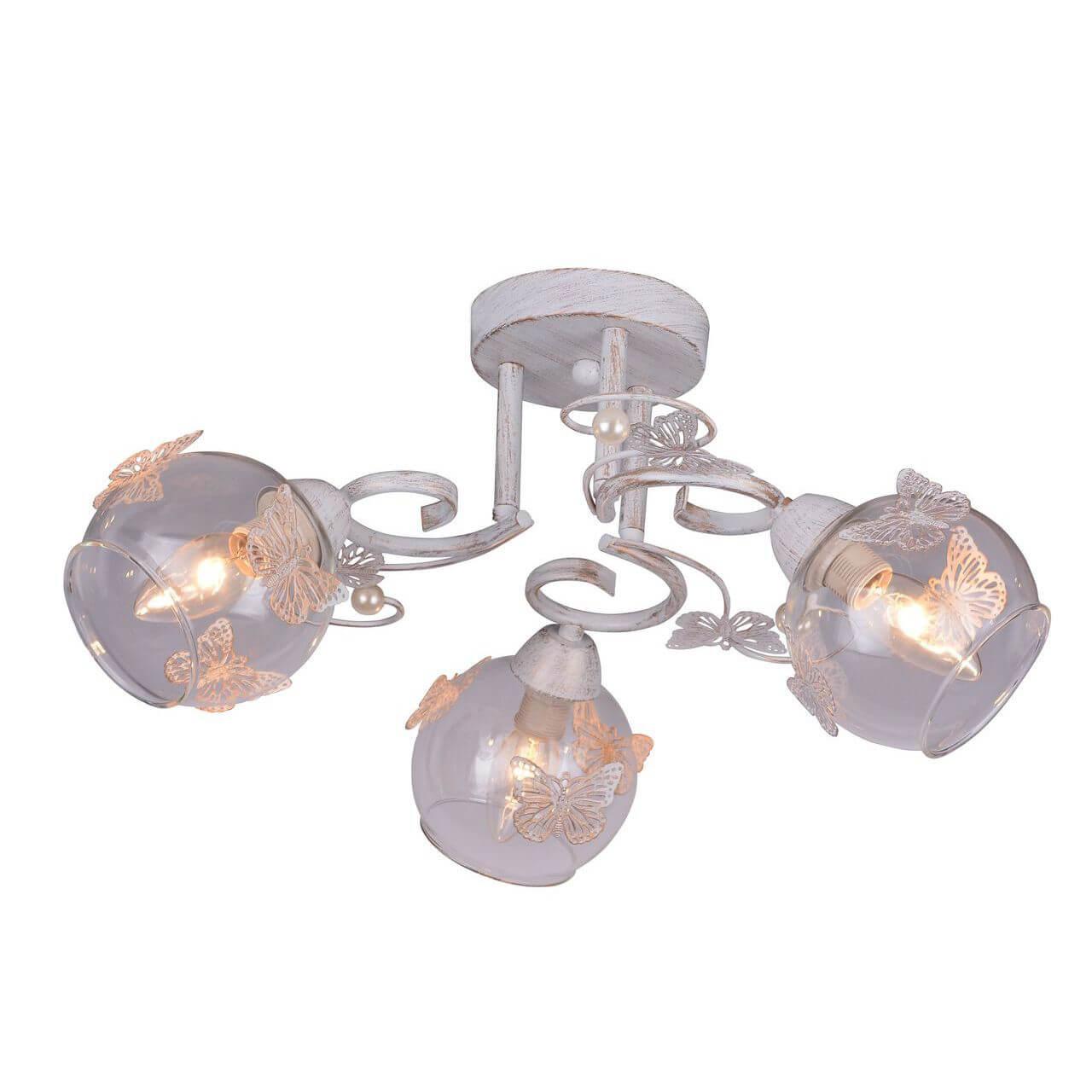 цена на Потолочная люстра Arte Lamp Alessandra A5004PL-3WG
