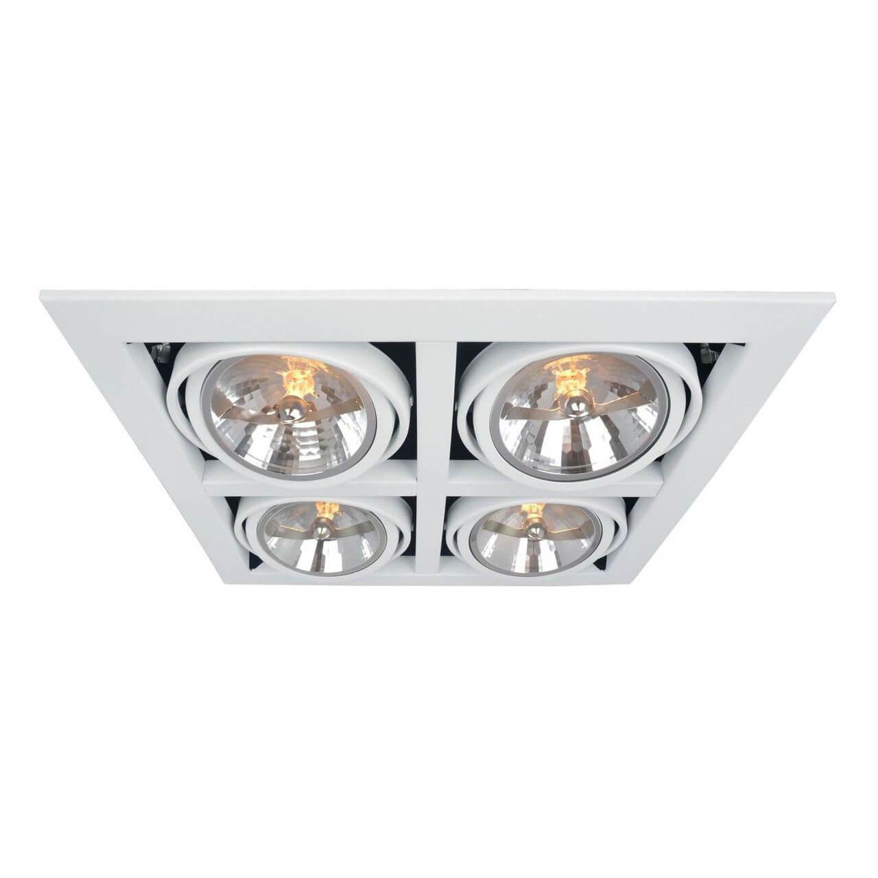 Светильник Arte Lamp A5935PL-4WH Cardani White цена 2017