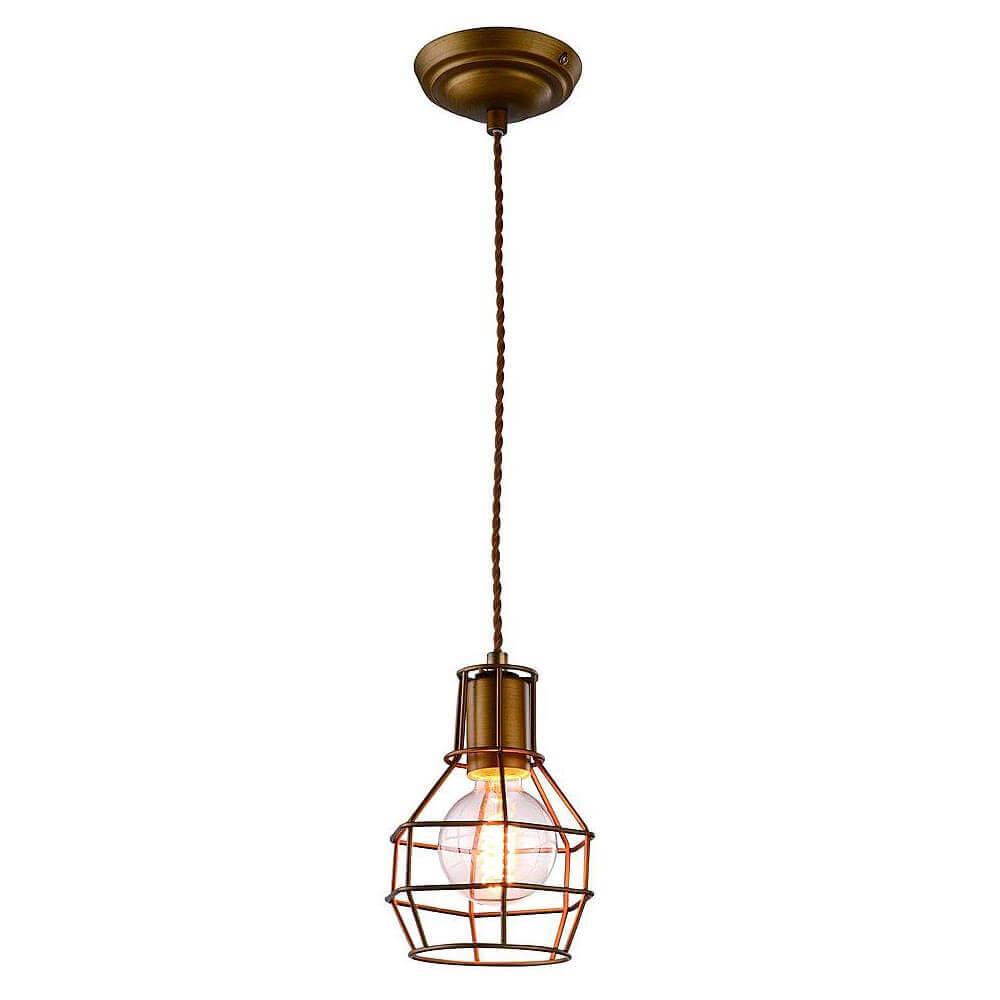 лучшая цена Подвесной светильник Arte Lamp 75 A9182SP-1BZ