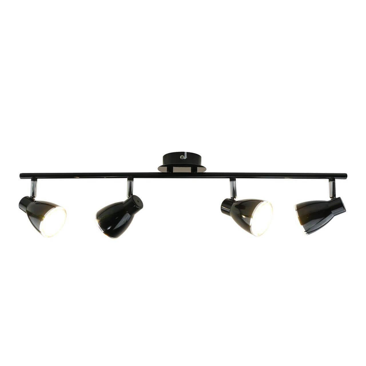 цена на Спот Arte Lamp A6008PL-4BK Gioved Black
