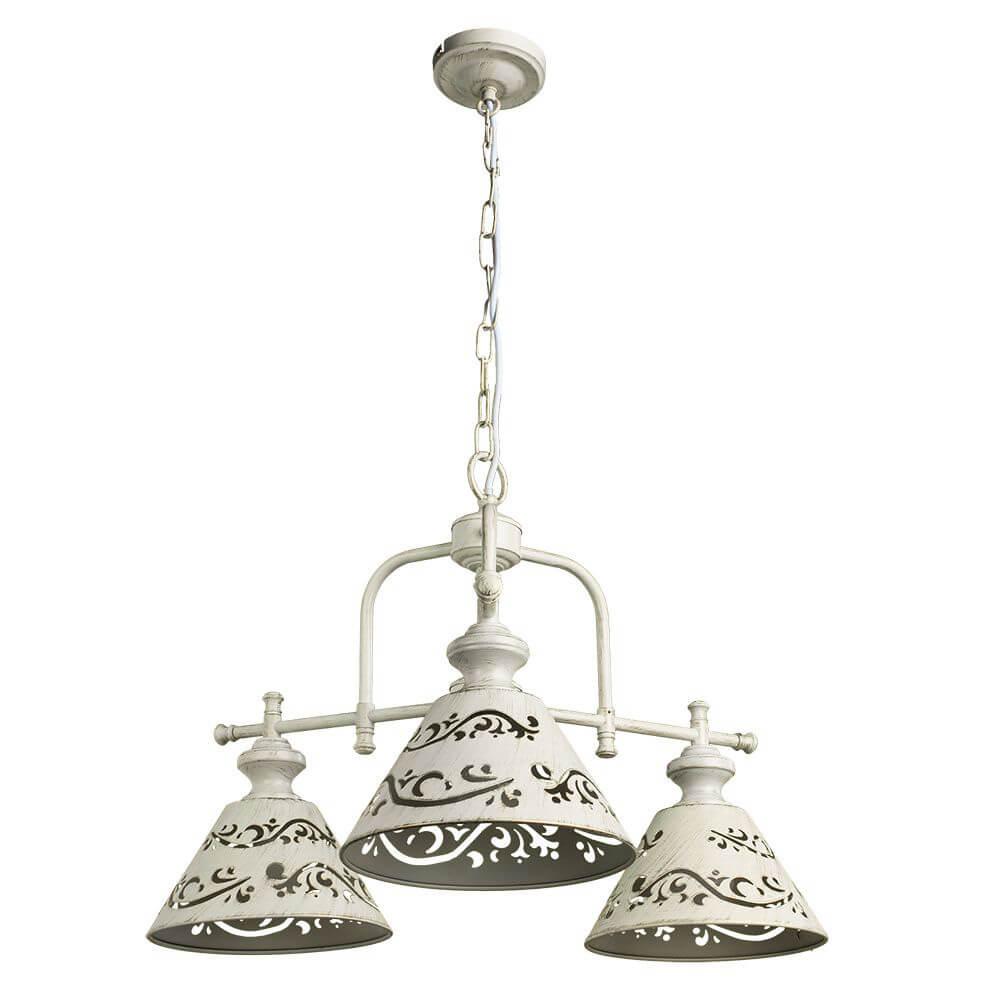 Подвесная люстра Arte Lamp Kensington A1511LM-3WG цена 2017