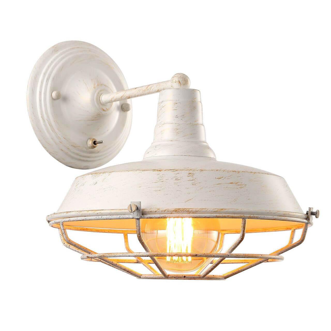 цена на Бра Arte Lamp A9183AP-1WG Ferrico White