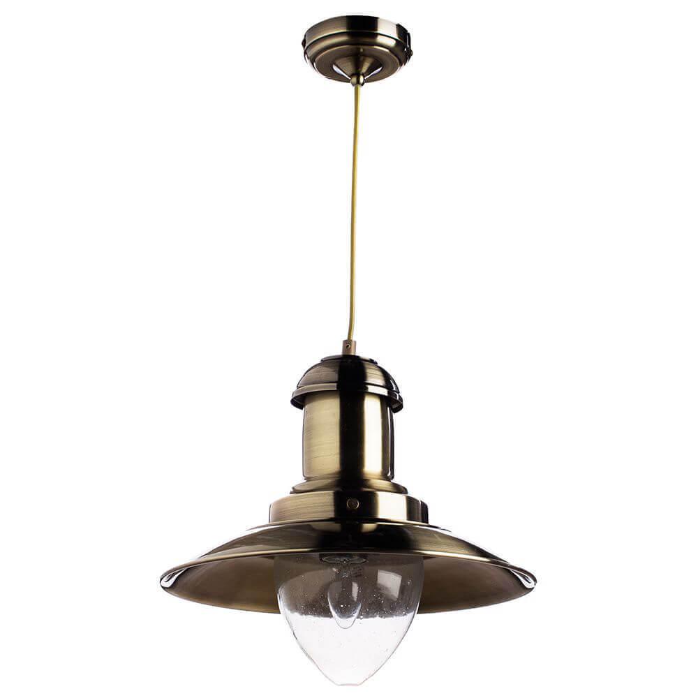 цена на Подвесной светильник Arte Lamp Fisherman A5530SP-1AB