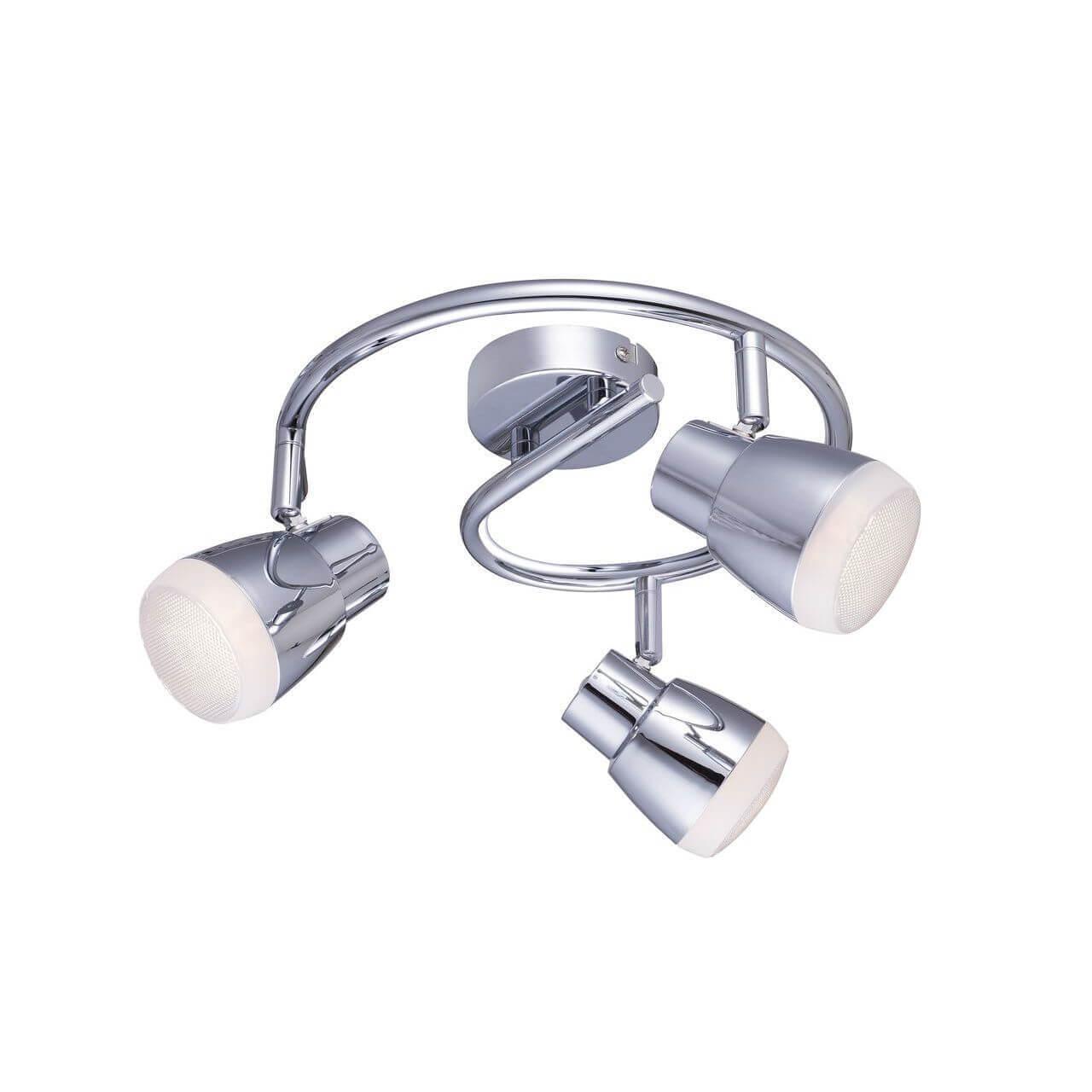 Спот Arte Lamp A5621PL-3CC Cuffia