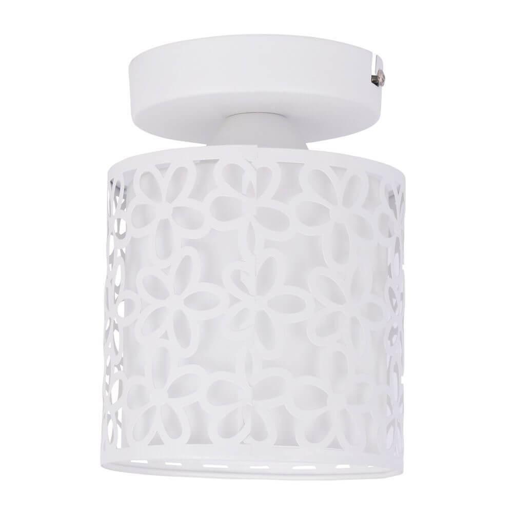 Потолочный светильник Arte Lamp Traforato A8349PL-1WH светильник потолочный arte lamp rails kits цвет белый 1 х e14 40 w a3056pl 1wh