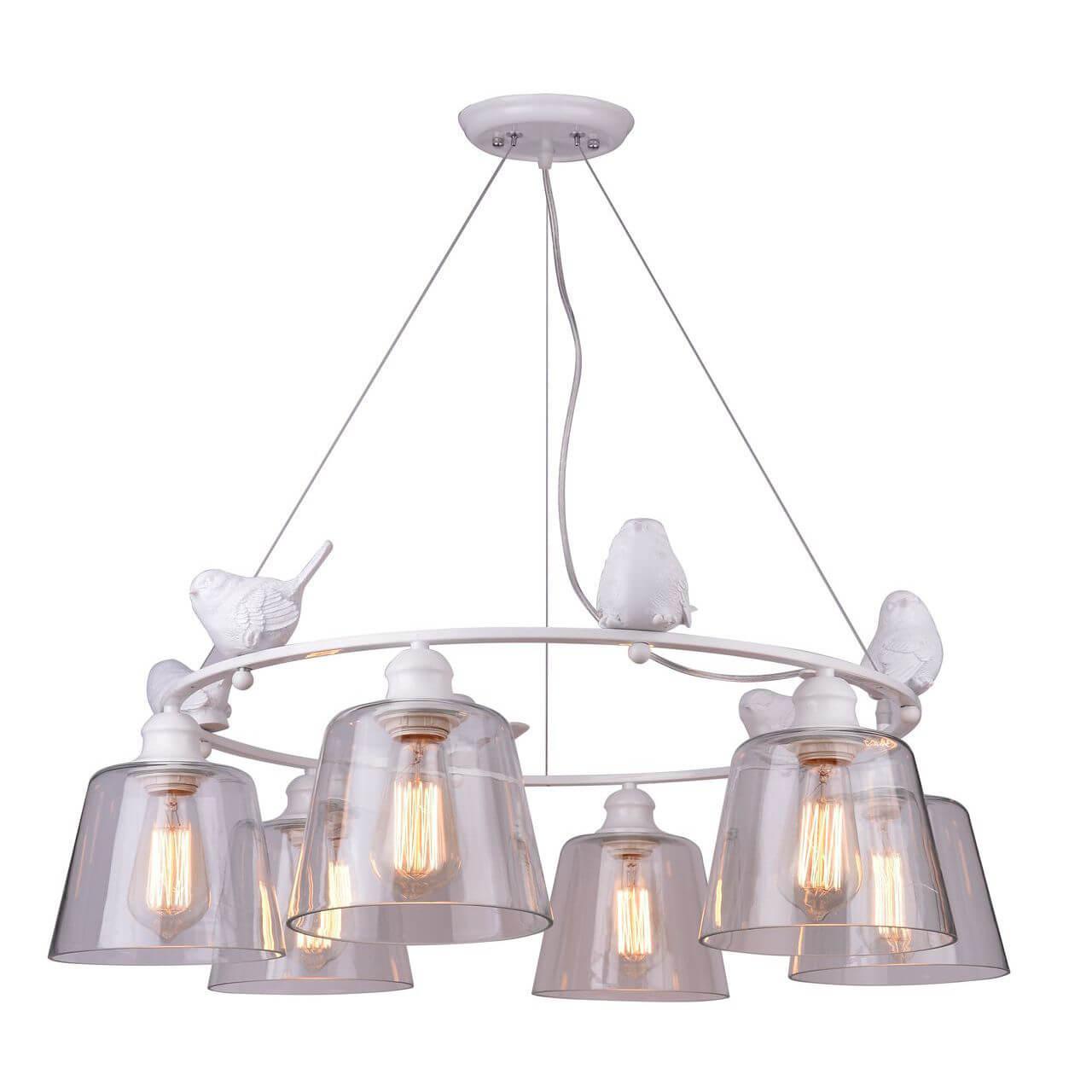 Люстра Arte Lamp A4289LM-6WH Passero