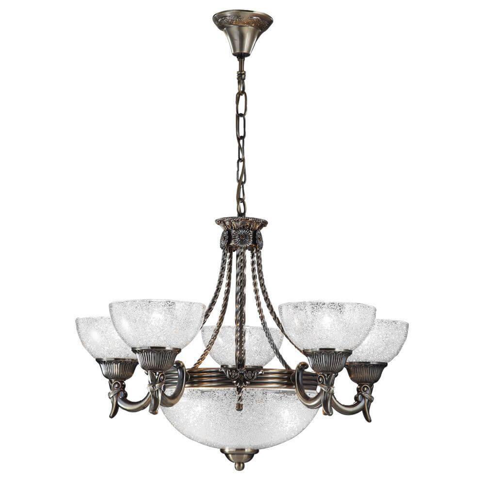 Подвесная люстра Arte Lamp Fedelta A5861LM-3-5AB подвесная люстра arte lamp fedelta a5861lm 3 5wg
