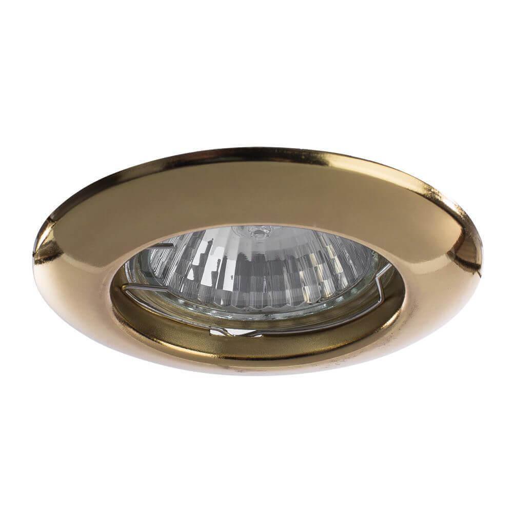 Встраиваемый светильник Arte Lamp Praktisch A1203PL-1GO цена 2017