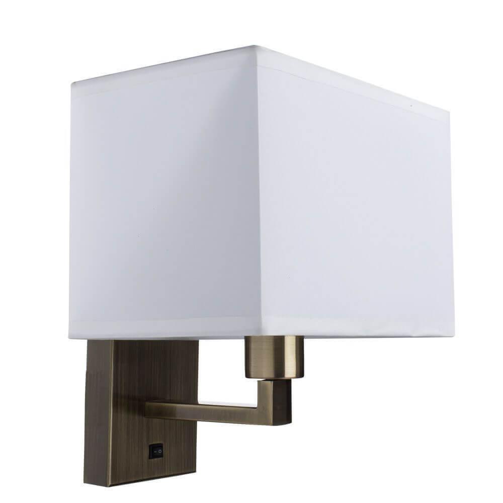 Бра Arte Lamp A9248AP-1AB Hall бра arte lamp zanzibar a8390ap 1ab