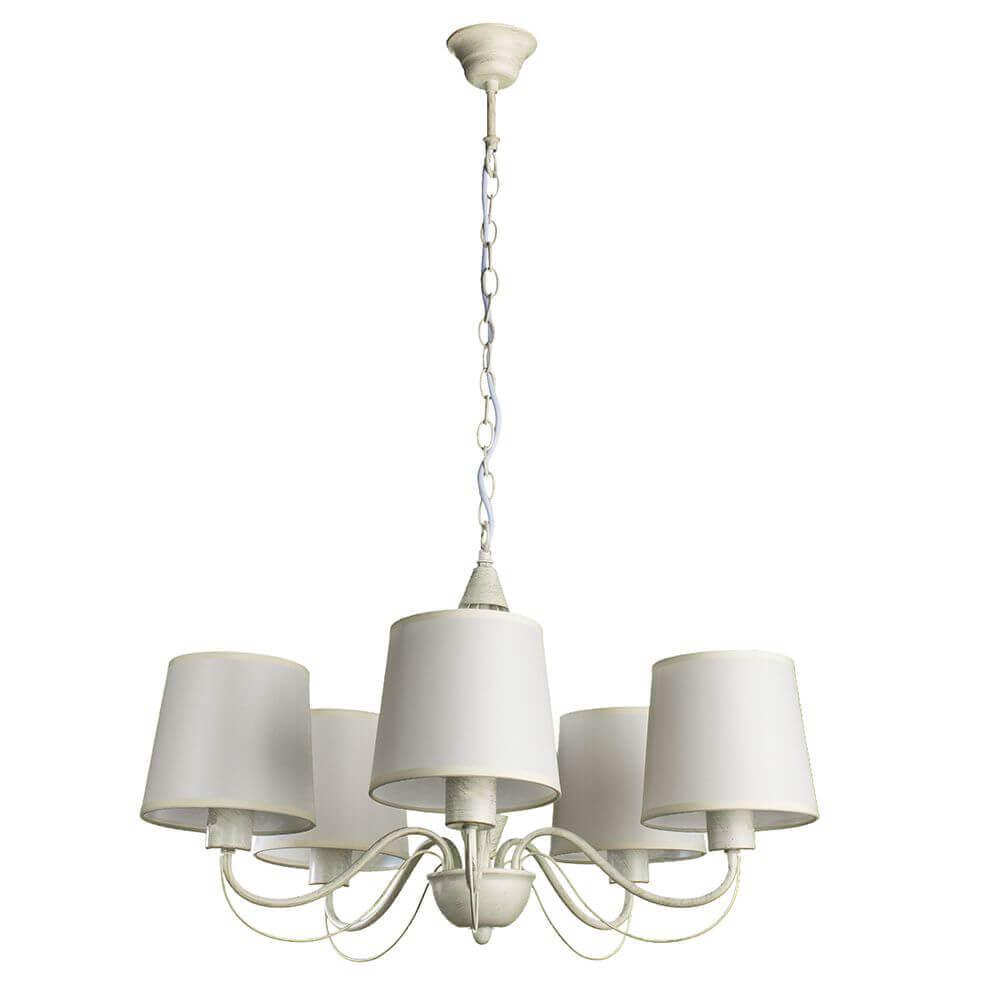 Люстра Arte Lamp A9310LM-5WG Orlean люстра подвесная arte lamp подвесная a1511lm 5wg