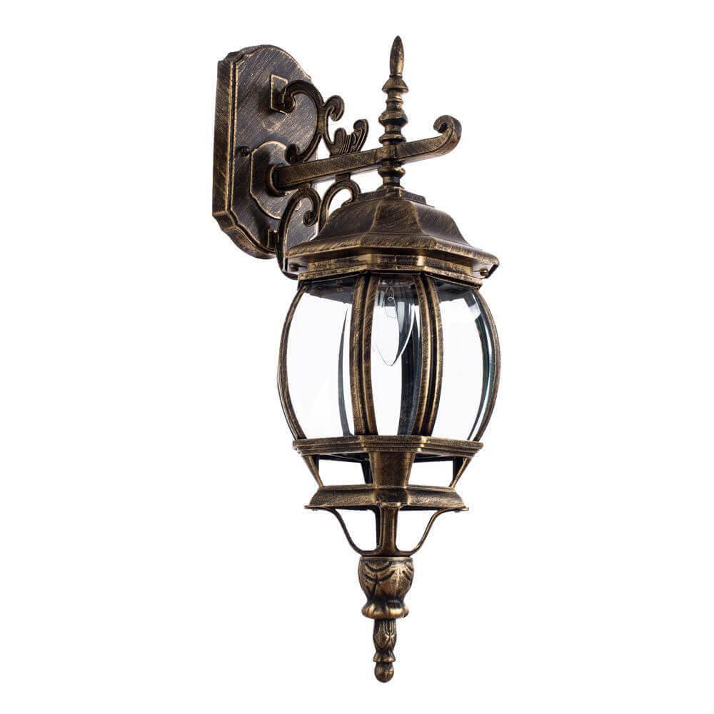 Уличный настенный светильник Arte Lamp Atlanta A1042AL-1BN цена 2017