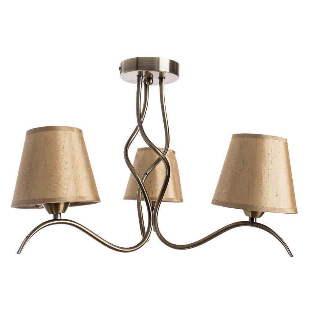 Потолочная люстра Arte Lamp 60 A6569PL-3AB