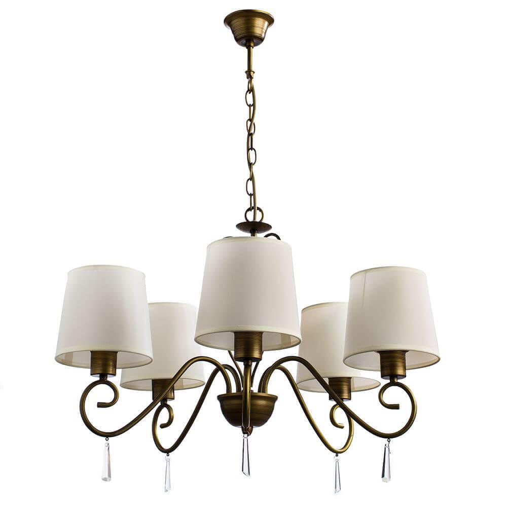 цена на Люстра Arte Lamp A9239LM-5BR Carolina