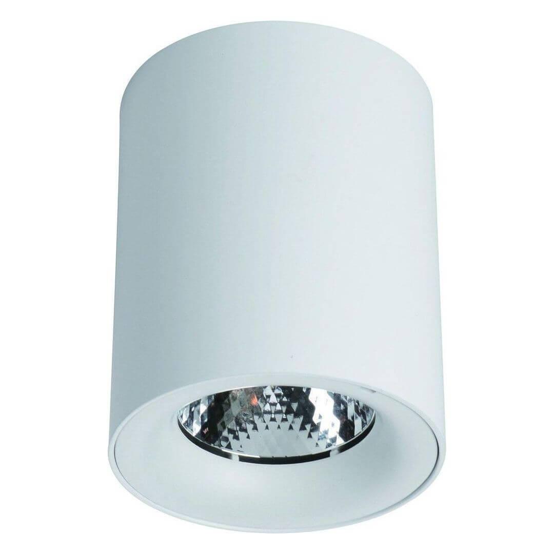 Потолочный светодиодный светильник Arte Lamp Facile A5112PL-1WH цена 2017