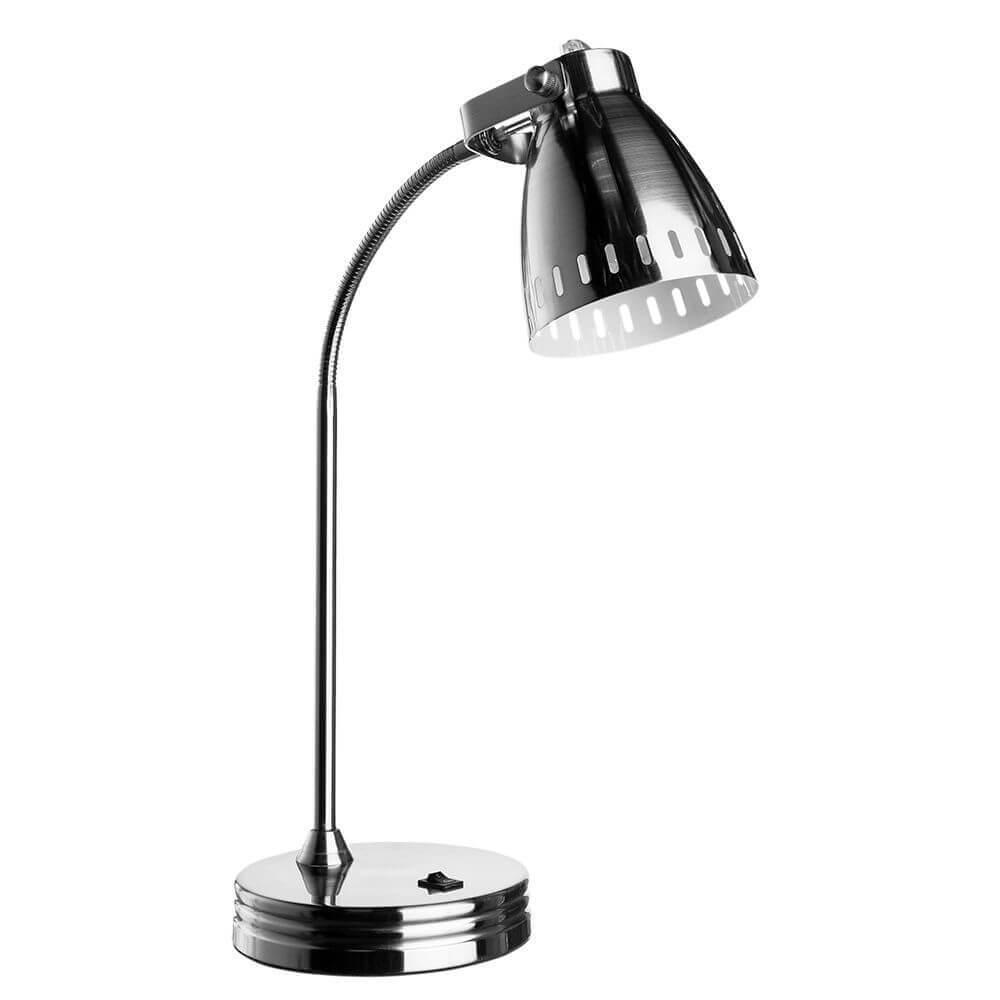 цена на Настольная лампа Arte Lamp A2214LT-1SS 46 Silver