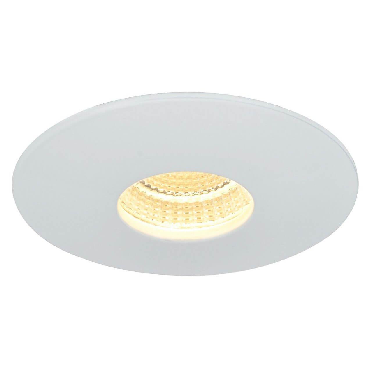Встраиваемый светодиодный светильник Arte Lamp Track Lights A5438PL-1WH цена 2017