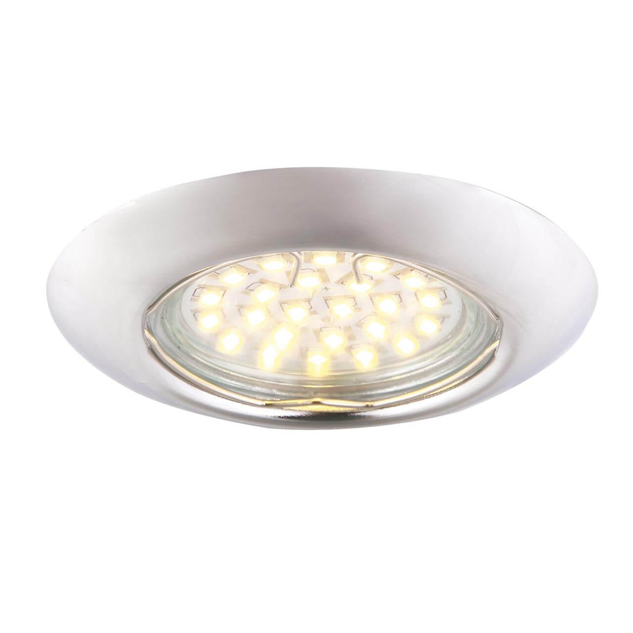 Встраиваемый светильник Arte Lamp LED Praktisch (компл. 3шт.) A1223PL-3CC цена 2017