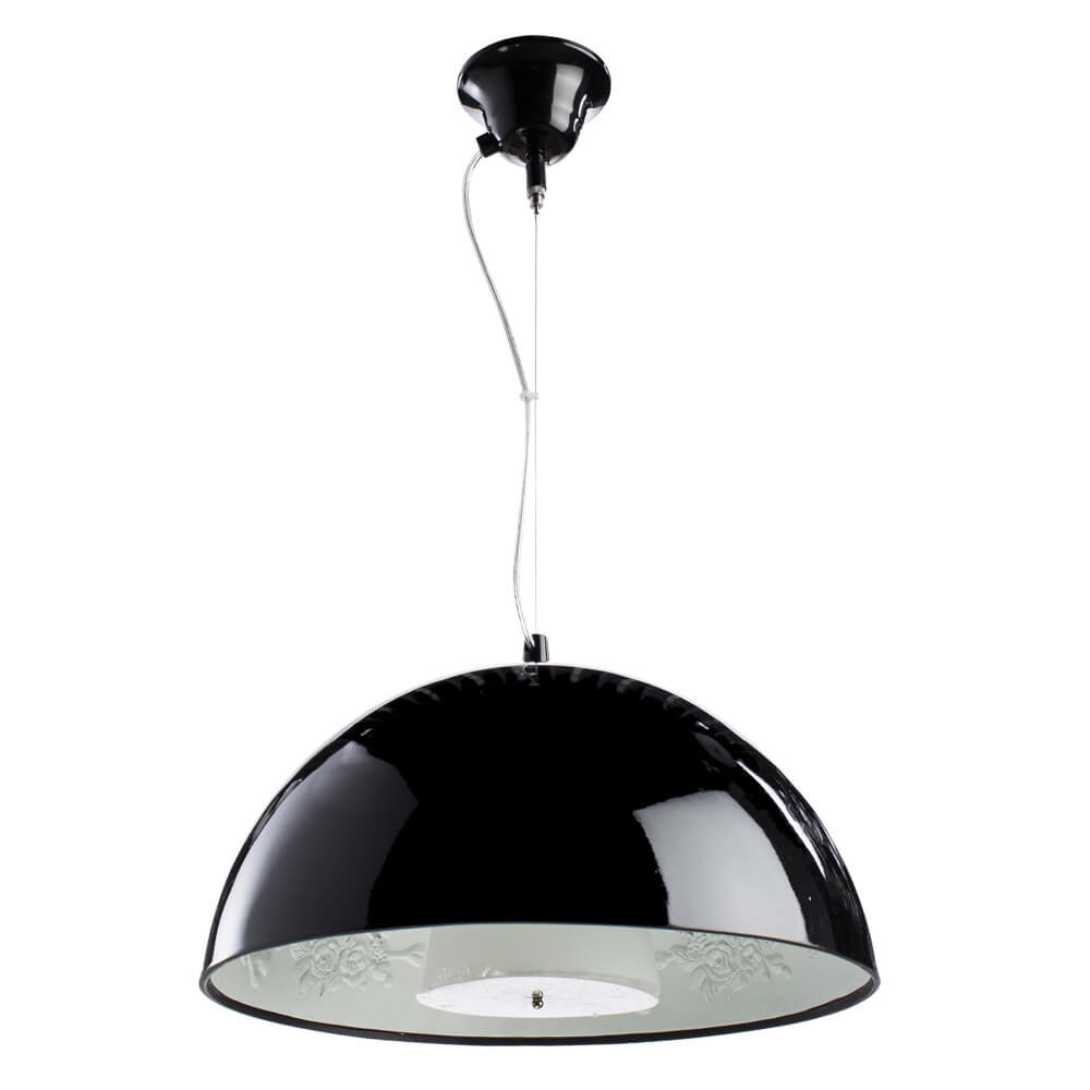 цена на Светильник Arte Lamp A4175SP-1BK Dome