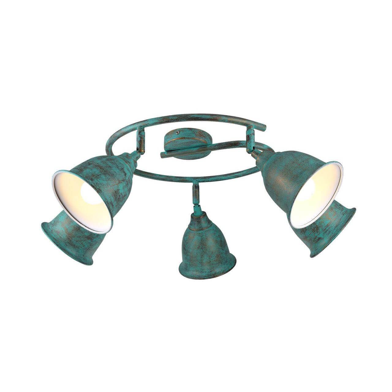 Спот Arte Lamp A9557PL-5BG Campana BG