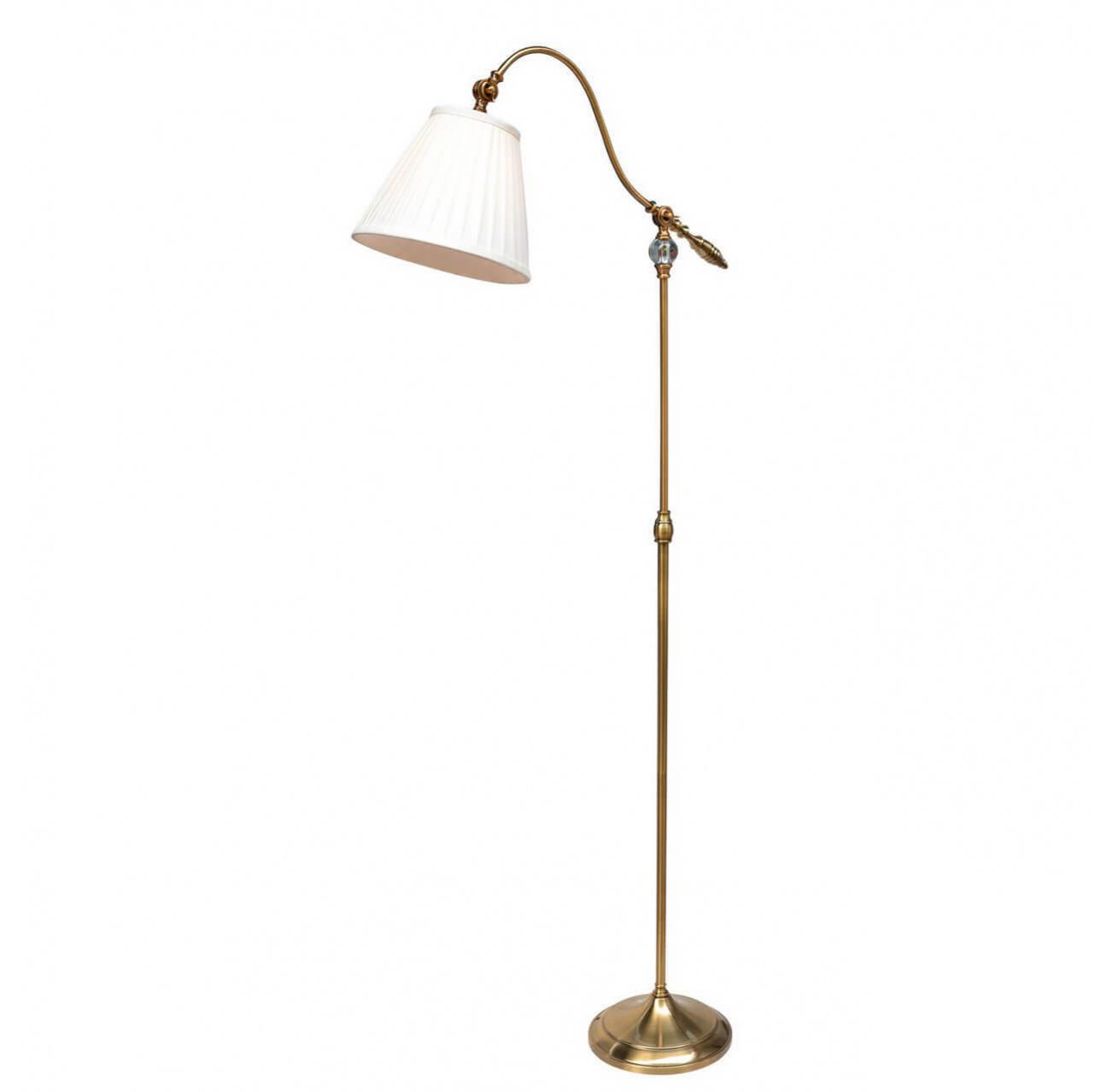 Торшер Arte Lamp Seville A1509PN-1PB накладной светильник a2302pl 1pb arte lamp
