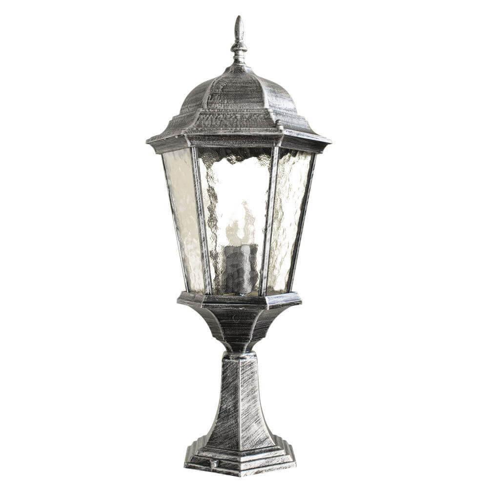 Уличный светильник Arte Lamp Genova A1204FN-1BS arte lamp светильник уличный artelamp a1357pa 1bs