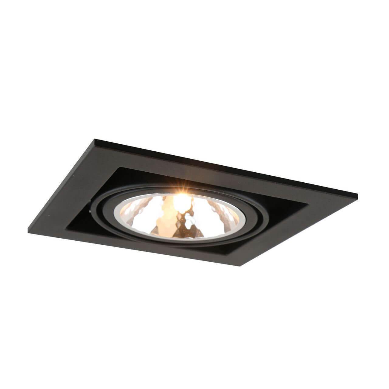 Светильник Arte Lamp A5949PL-1BK Cardani Semplice BK потолочный светильник arte lamp cardani black арт a5936pl 1bk