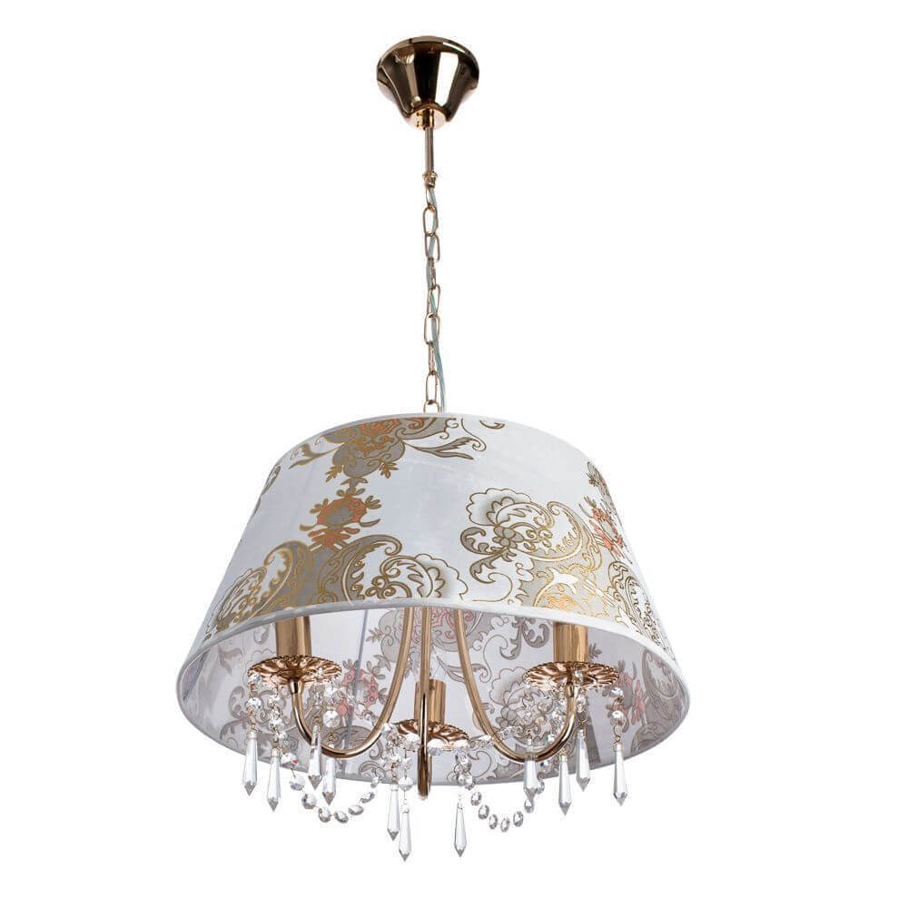 Люстра Arte Lamp A5008SP-3GO Armonico