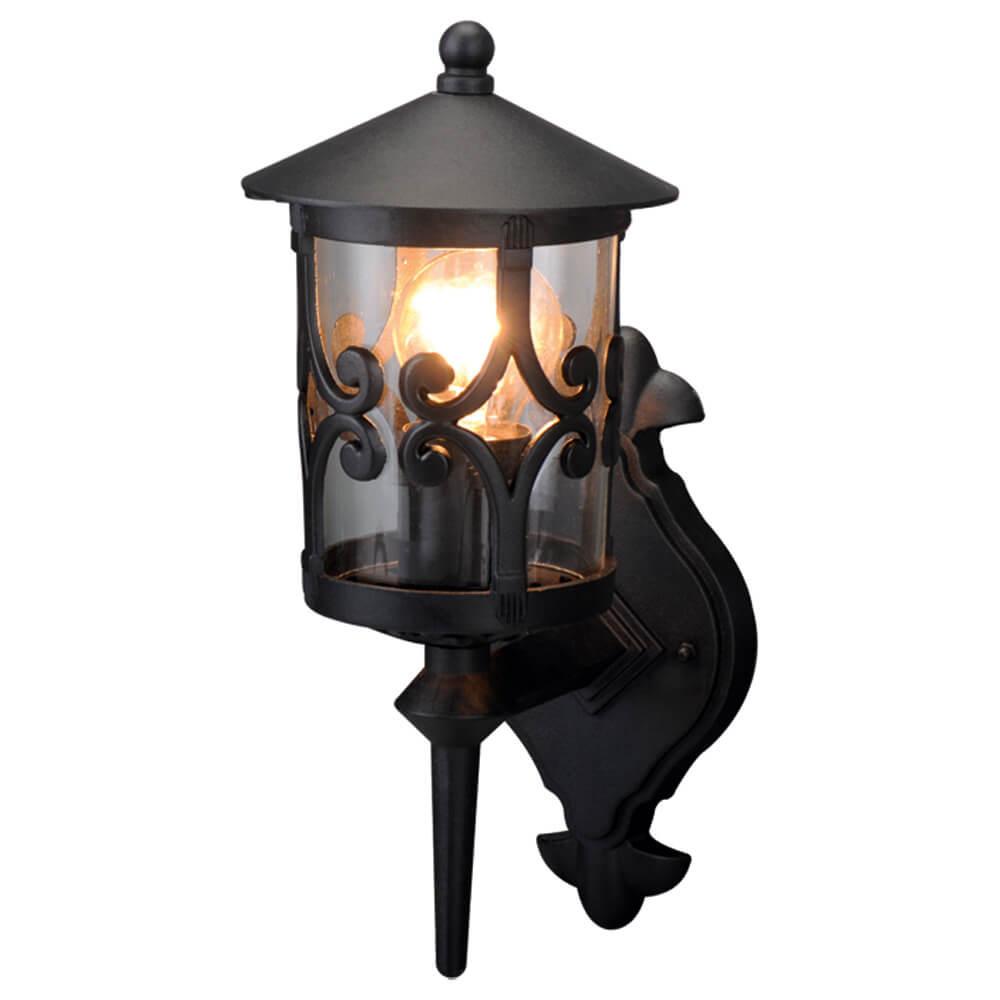 Уличный настенный светильник Arte Lamp Persia A1451AL-1BK a1452al 1bk persia уличный светильник