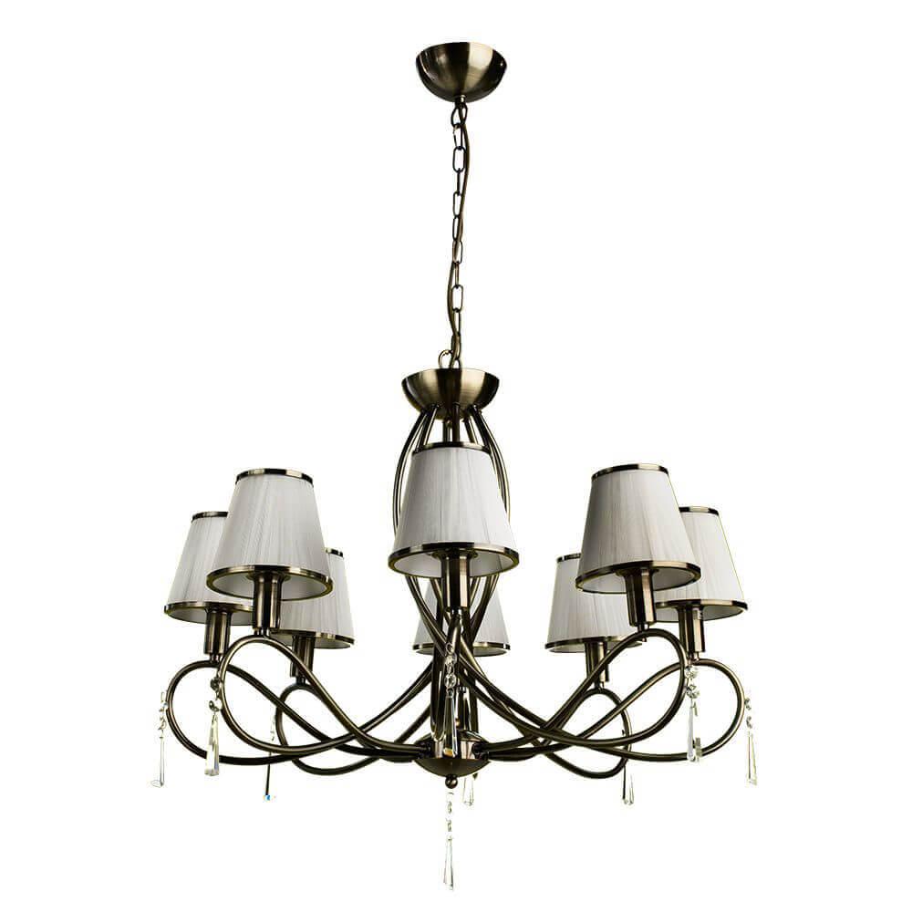 цена на Люстра Arte Lamp A1035LM-8AB Logico