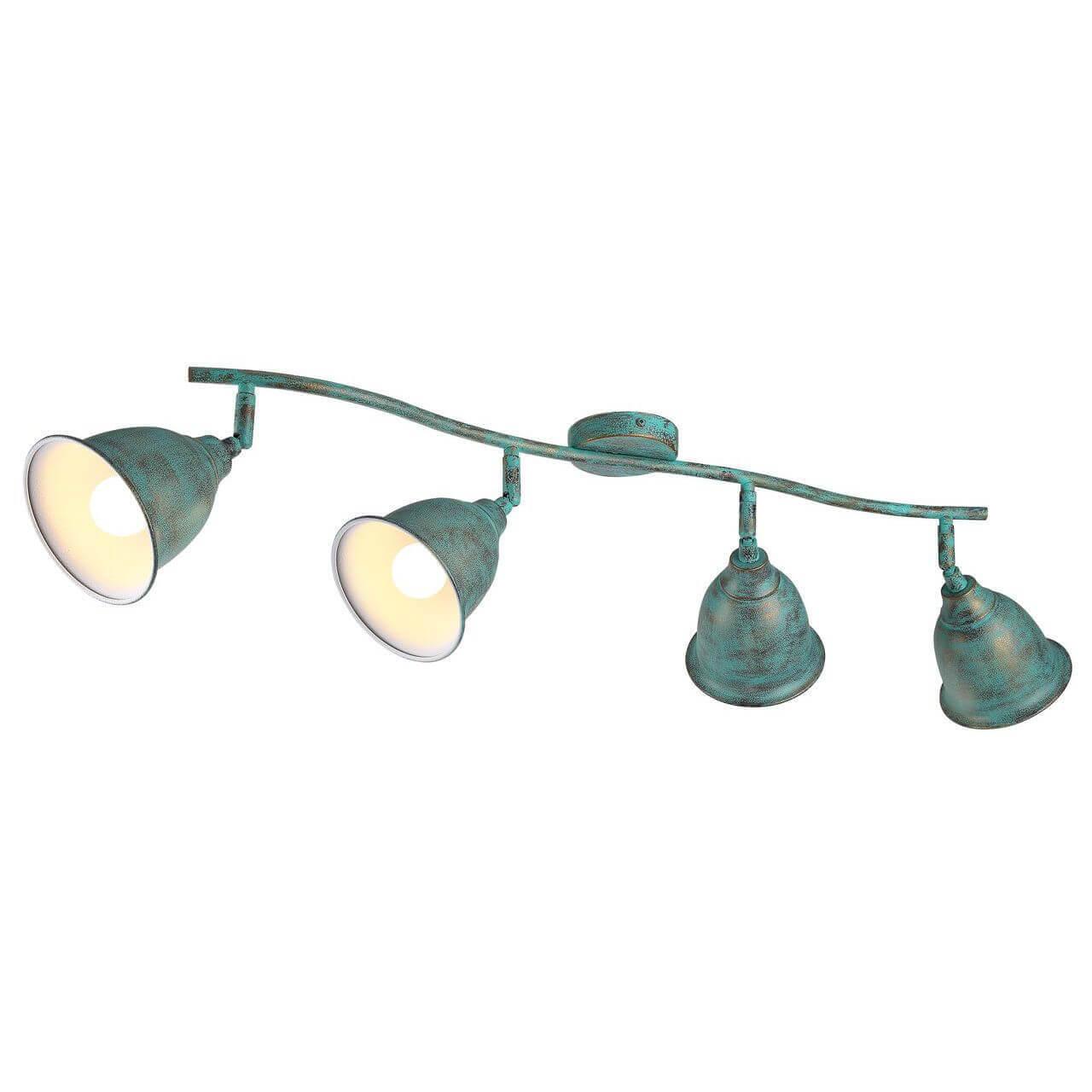Спот Arte Lamp A9557PL-4BG Campana BG arte lamp потолочный спот arte lamp campana a9557pl 4cc