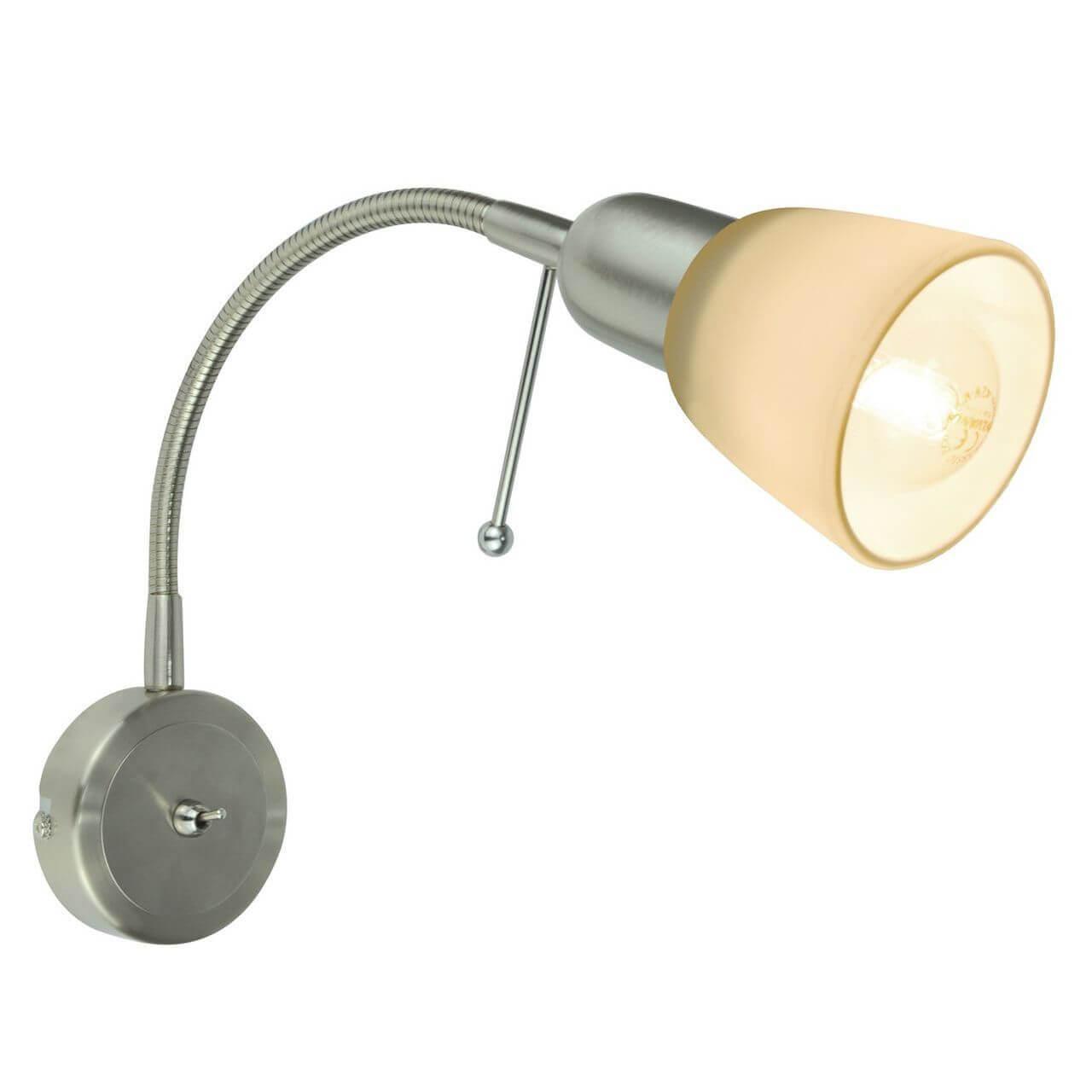 Спот Arte Lamp A7009AP-1SS Lettura arte lamp светильник спот artelamp a7005ap 1ss