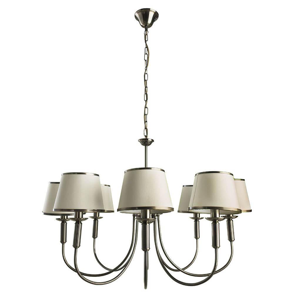 Подвесная люстра Arte Lamp Alice A3579LM-8AB люстра arte lamp alice a3579lm 8ab подвесная