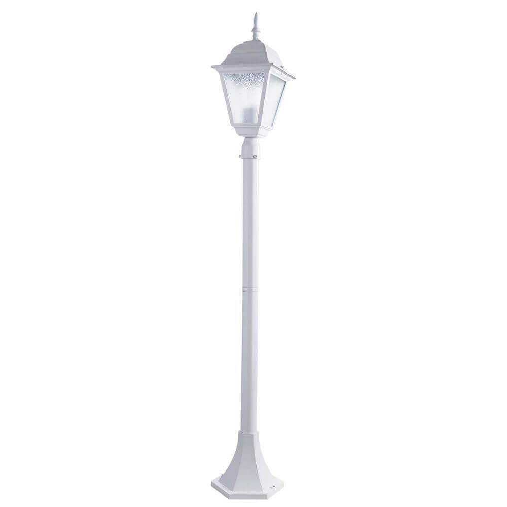 Уличный светильник Arte Lamp Bremen A1016PA-1WH уличный светильник arte lamp bremen a1016pa 1bk