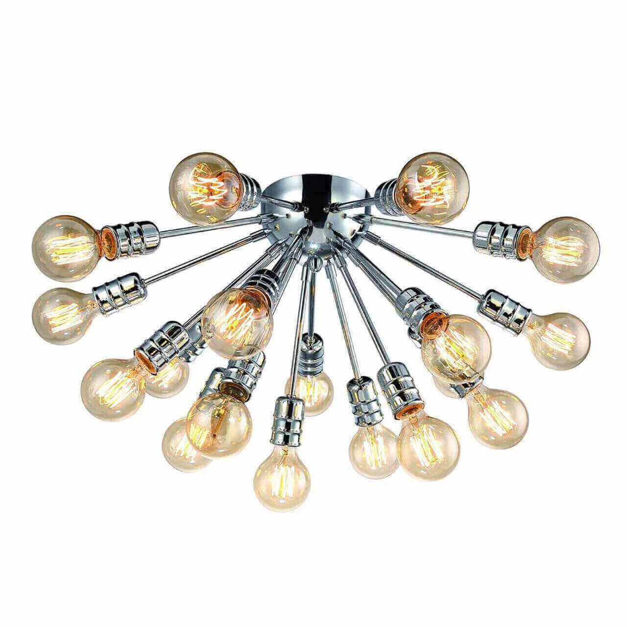 Люстра Arte Lamp A9265PL-18CC Fuoco