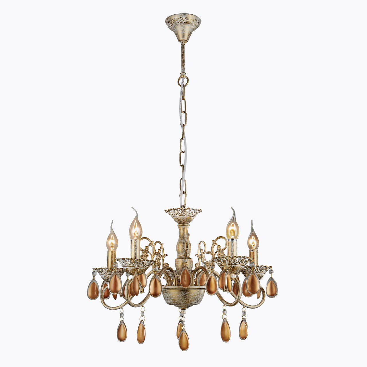 Люстра Arte Lamp A5676LM-5WG Ciondolo люстра подвесная arte lamp подвесная a1511lm 5wg