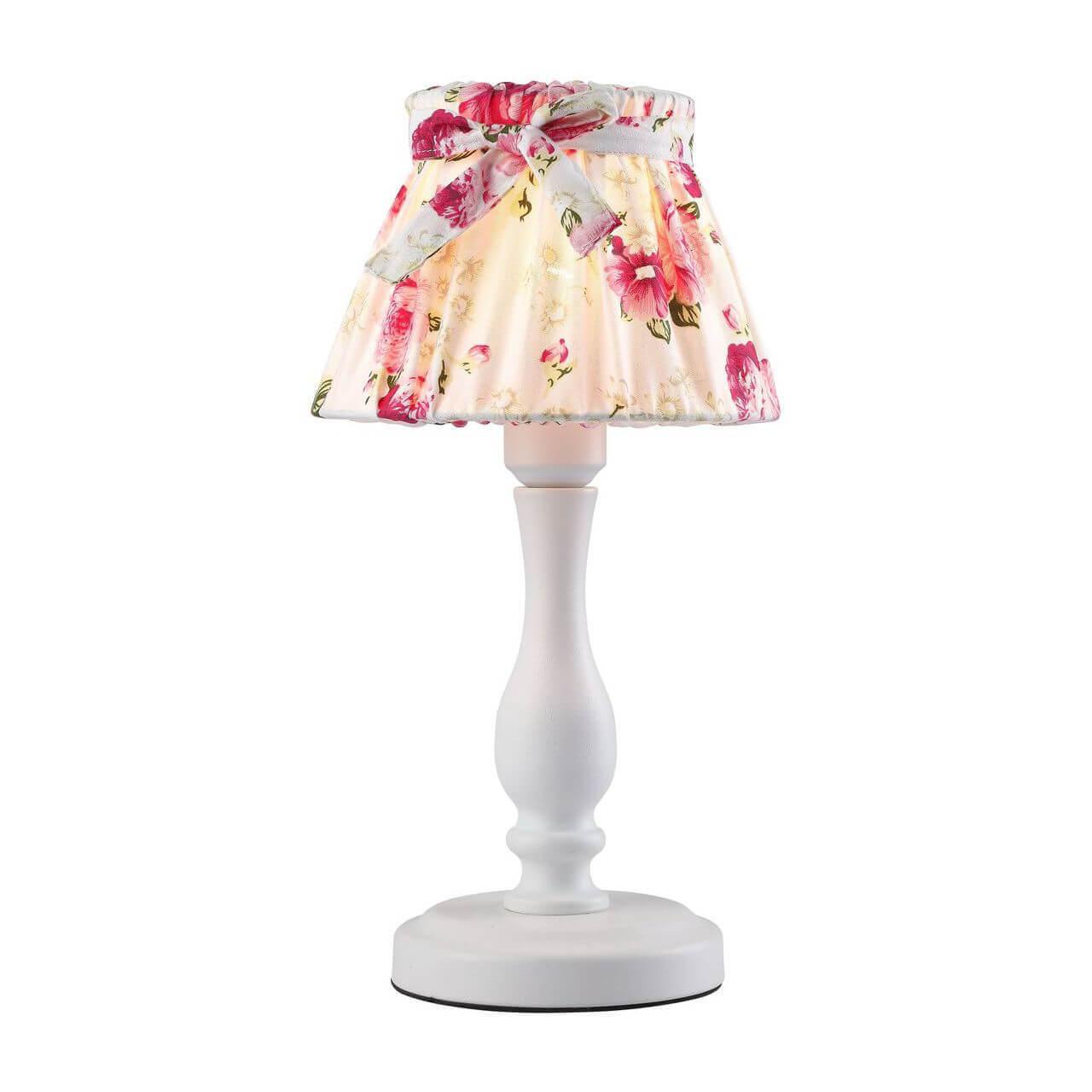 цены Настольная лампа Arte Lamp A7021LT-1WH 7021