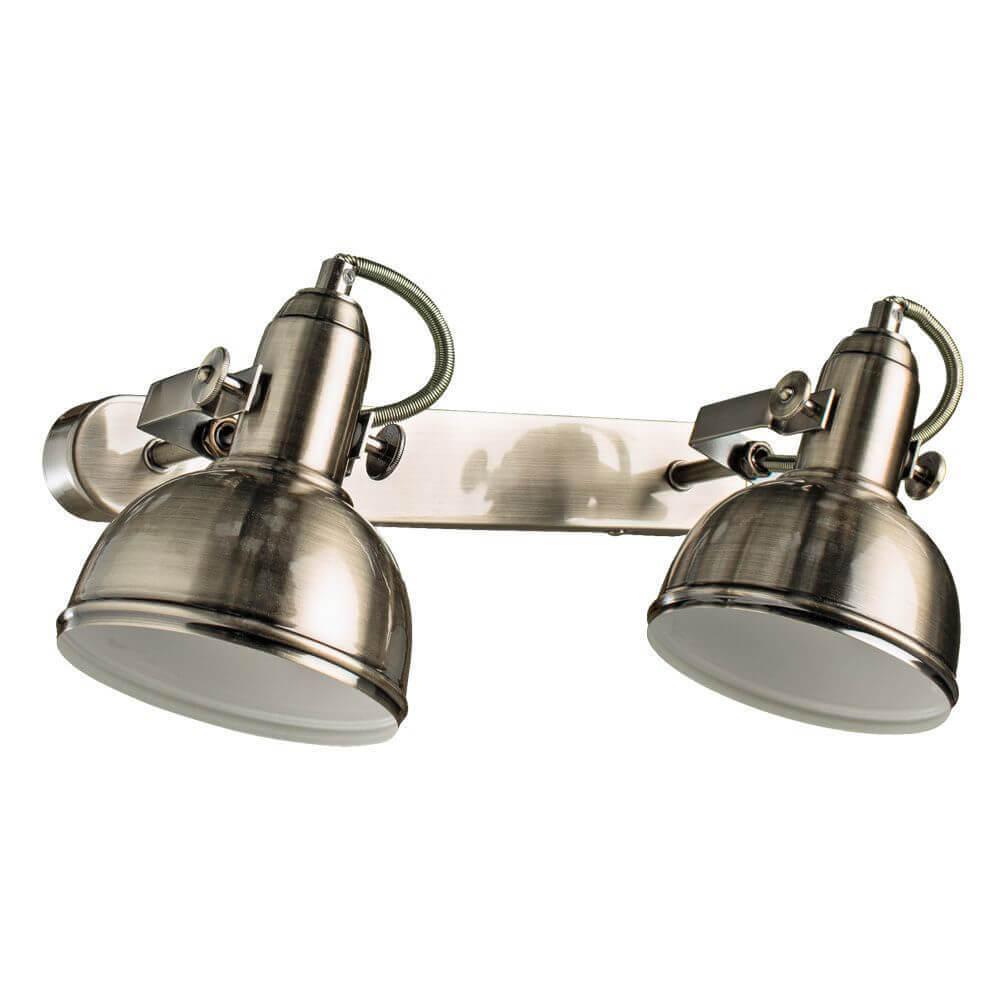 лучшая цена Спот Arte Lamp Martin A5213AP-2AB
